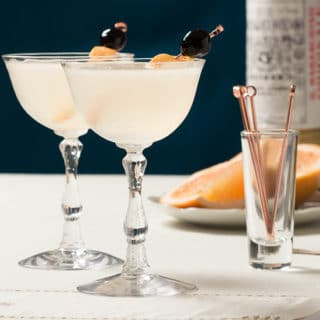 1930's Inspired Seventh Heaven Cocktail Recipe
