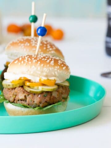 Corned Beef Hash Sliders - This vintage inspired slider recipe is perfect for St. Patrick's Day! - www.cupofzest.com