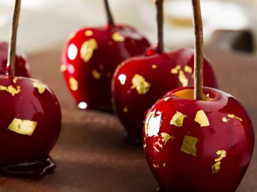 1960 S Cinnamon Candy Apples Cinnamon Candy Apple Recipe
